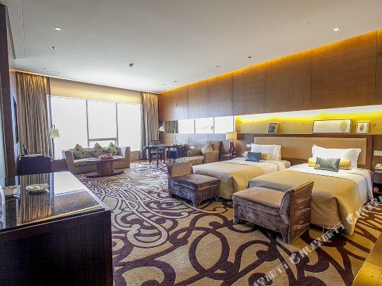 東莞厚街國際大酒店(HJ International Hotel)精英行政雙床房