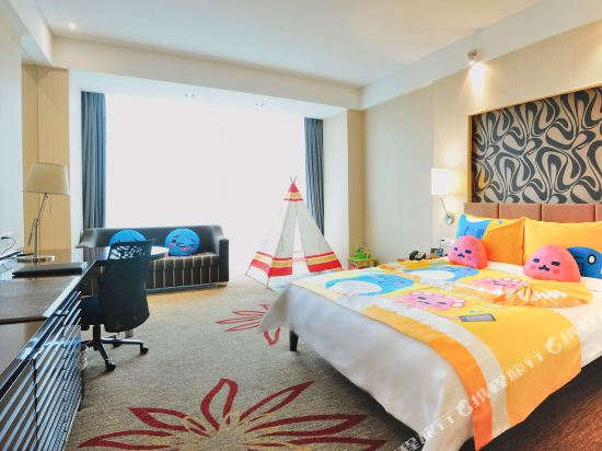 深圳博林聖海倫酒店(St.Helen Hotels)親子主題房