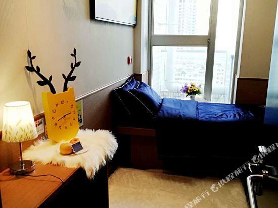 香港奧斯酒店(O' Hotel)標準單人房