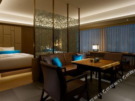 京都祗園賽萊斯廷酒店(Hotel the Celestine Kyoto Gion)豪華套房
