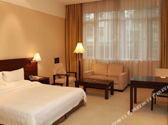 廣東迎賓館(Yingbin Hotel)行政大床房(碧海樓)