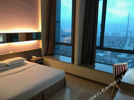 香港青逸酒店(Rambler Oasis Hotel)豪華間 - 帶WiFi