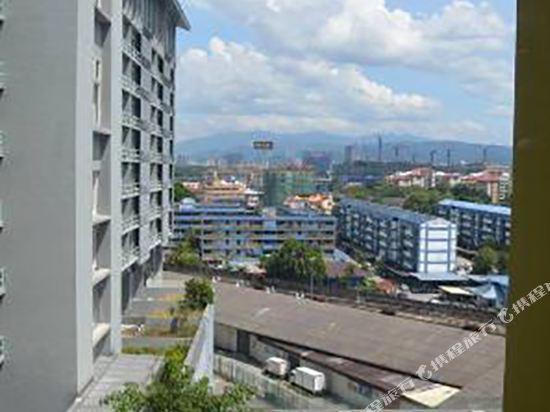 吉隆坡宜必思尚品弗拉斯爾商務園酒店(Ibis Styles Kuala Lumpur Fraser Business Park)眺望遠景