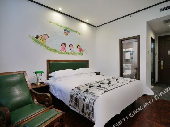 時光漫步懷舊主題酒店(北京地壇國展中心店)(Nostalgia Hotel (Beijing Ditan National Exhibition Center))時光精品大床房