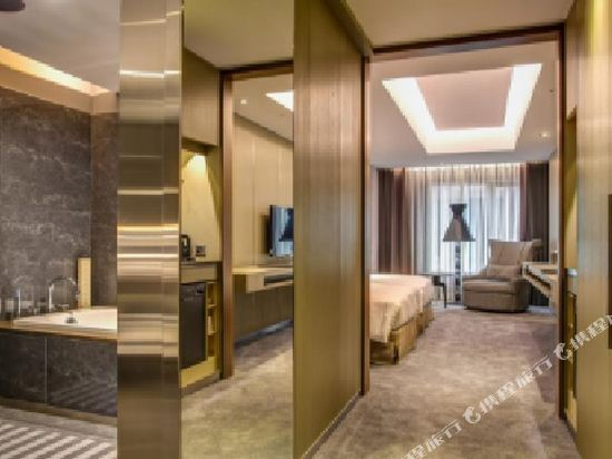 台北有園飯店(U Hotel Taipei)水漾三人房