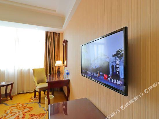 維也納酒店(上海浦東機場店)(Vienna Hotel (Shanghai Pudong Airport))豪華大床房