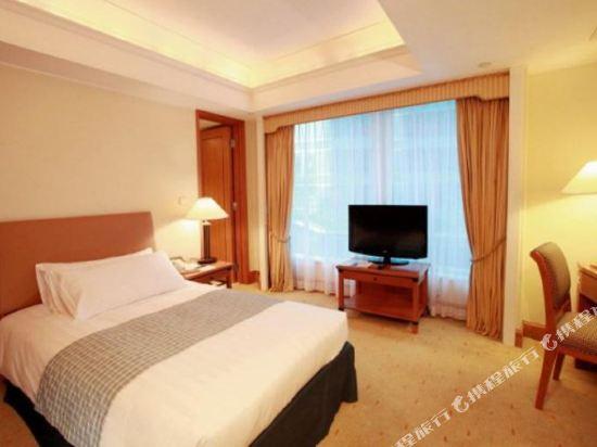 香港九龍海逸君綽酒店(Harbour Grand Kowloon)園景房-帶加床
