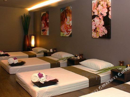 中間點曼達林大酒店(Mandarin Hotel Managed by Centre Point)SPA