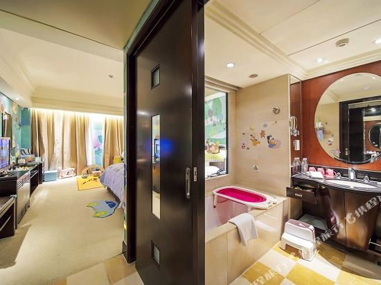 杭州開元名都大酒店(New Century Grand Hotel Hangzhou)森林狂歡親子房