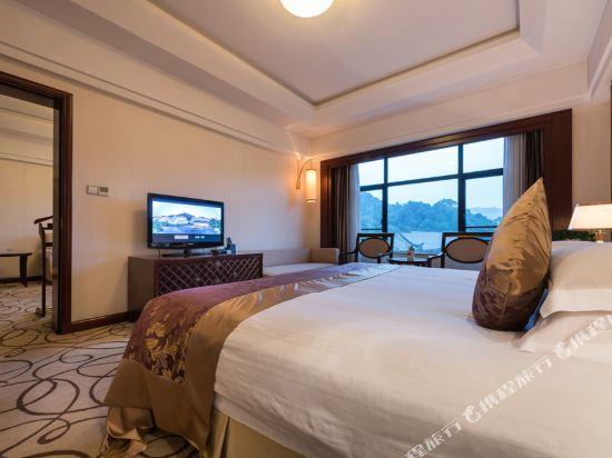 蝶來浙江賓館(Deefly Zhejiang Hotel)商務套房
