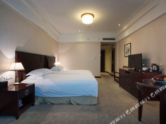 蝶來浙江賓館(Deefly Zhejiang Hotel)高級雙床房