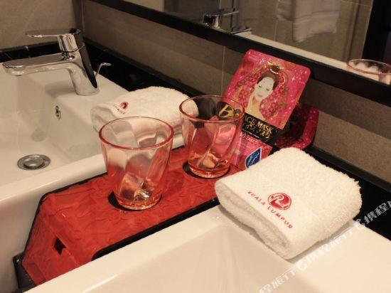 吉隆坡紅酒店(Red by Sirocco Kuala Lumpur)天后高級特大床房