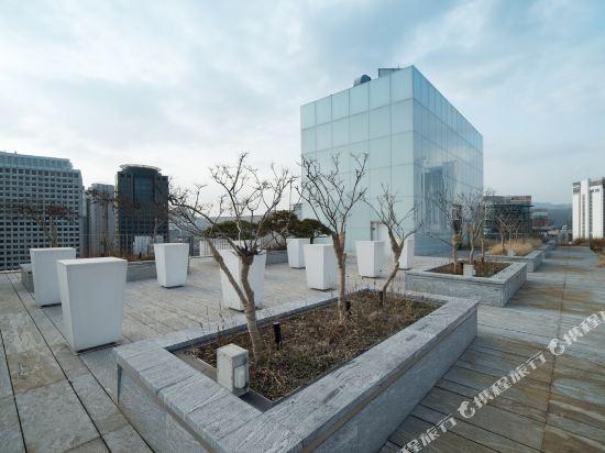 首爾明洞喜普樂吉酒店(Sotetsu Hotels The SPLAISIR Seoul Myeongdong)外觀