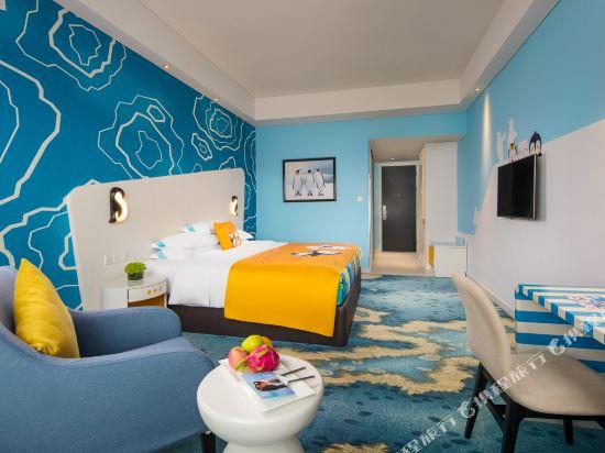 珠海長隆企鵝酒店(Chimelong Penguin Hotel)探險房