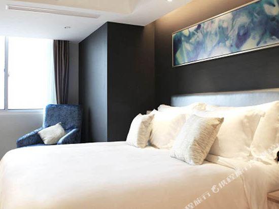 上海奕鄰66酒店(Ten66 Serviced Residences Supercity by Ariva)行政大床房