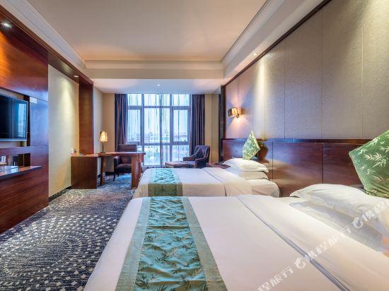 維納斯皇家酒店(佛山南海萬達廣場店)(原凱利萊國際酒店)(Venus Royal Hotel (Foshan Nanhai Wanda Plaza))豪華雙人房