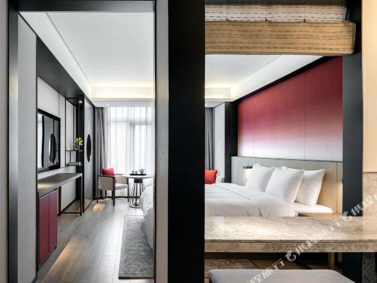 上海徐家彙禧玥酒店(Joya Hotel (Shanghai Xujiahui))華麗大床房