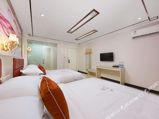 維也納斯酒店·精選(廣州新白雲國際機場店)(Wei Ye Na Si & Hotel (Guangzhou New Baiyun International Airport))精選雙床房
