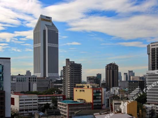 吉隆坡688吉隆坡塔附近希爾卡五月樓異國OYO公寓