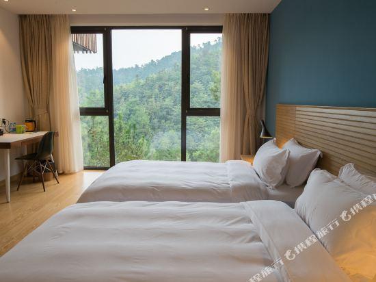 溧陽美岕山野温泉度假村(Meijie Mountain Hotspring Resort)兩居室別墅B