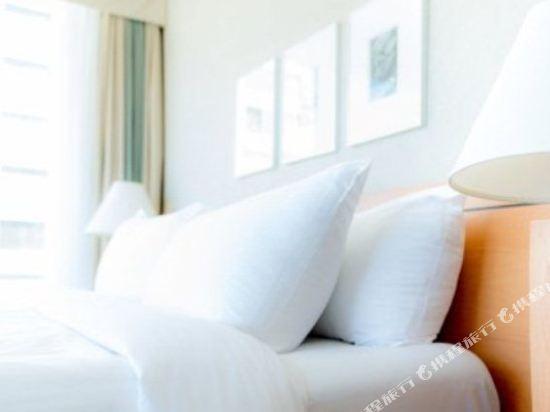 温哥華市中心萬豪德爾塔酒店(Delta Hotels by Marriott Vancouver Downtown Suites)三角洲套房