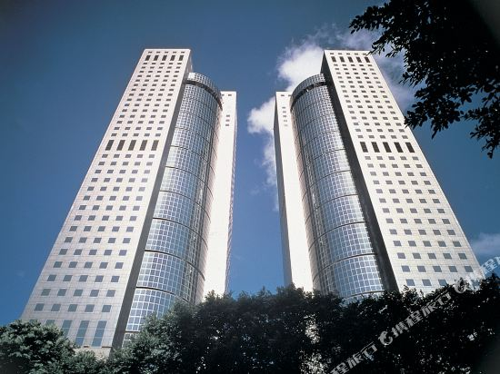 香格里拉台北遠東國際大飯店(Shangri-La's Far Eastern Plaza Hotel Taipei)外觀