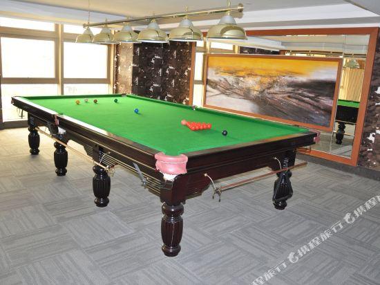 東莞石碣富盈酒店(Cinese Hotel Dongguan Shijie)健身娛樂設施