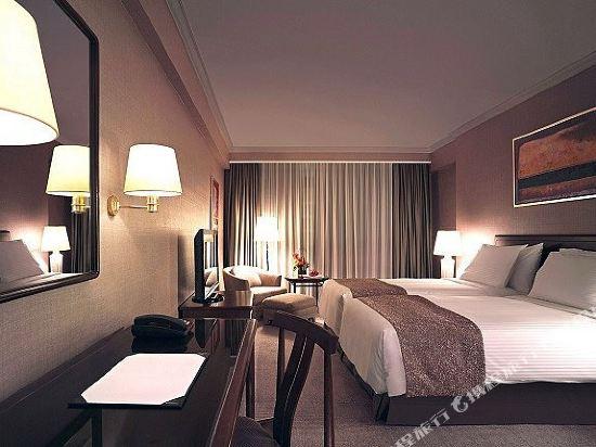 馬哥孛羅香港酒店(Marco Polo Hongkong Hotel)高級客房