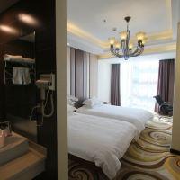 怡萊酒店(上海虹橋樞紐九亭地鐵站店)酒店預訂