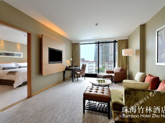珠海竹林酒店(Bamboo Plaza Zhuhai)行政套房