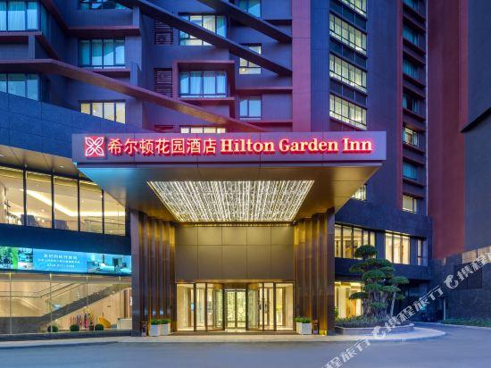 中山利和希爾頓花園酒店(Hilton Garden Inn (Zhongshan Lihe))外觀