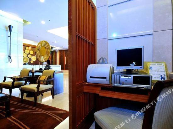是隆中央酒店(Centre Point Silom)公共區域