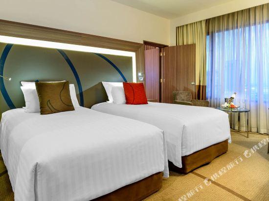 諾富特暹羅廣場酒店(Novotel Bangkok on Siam Square)雙卧室套房