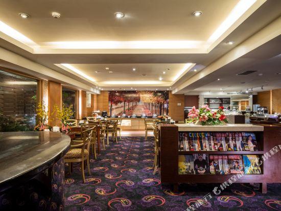 台北首都唯客樂飯店(CAPITAL  WAIKOLOA HOTEL)餐廳