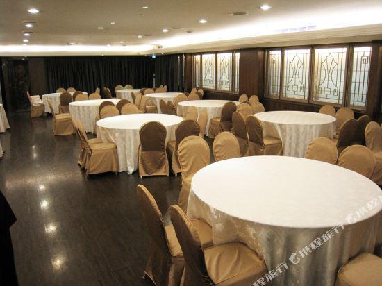 台北三德大飯店(Santos Hotel)中餐廳