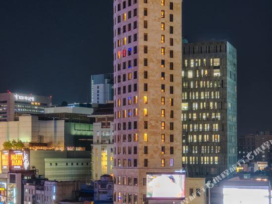 首爾明洞雅樂軒酒店(Aloft Seoul Myeongdong)外觀