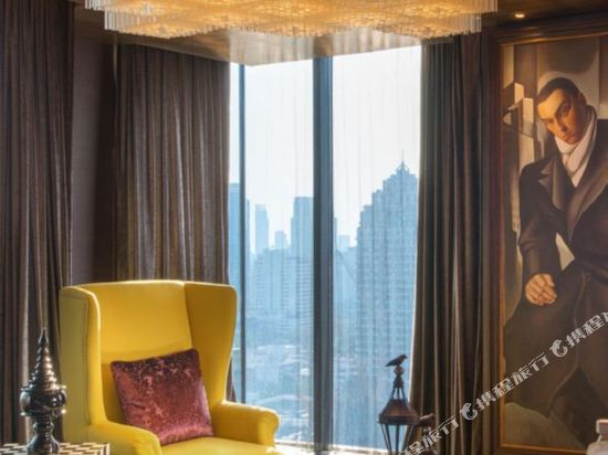 曼谷無線路英迪格酒店(Hotel Indigo Bangkok Wireless Road)皇家Ratchapruek套房