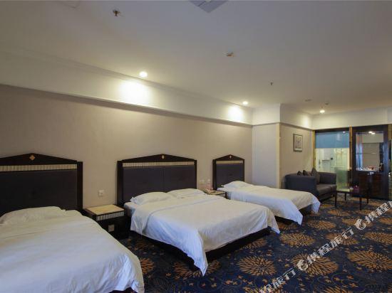 中山匯泉酒店(Huiquan Hotel)三人房