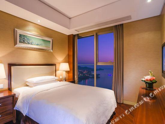千島湖綠城度假酒店(1000 Island Lake Greentown Resort Hotel)1號樓湖景豪華套房