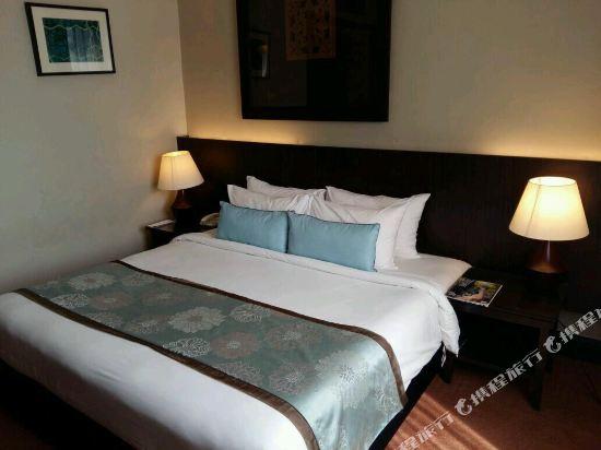 吉隆坡昂卡薩酒店(Ancasa Hotel & Spa Kuala Lumpur)標準房