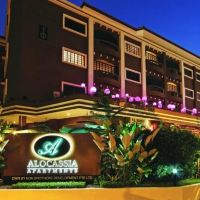 阿羅卡西亞服務式公寓酒店預訂