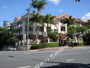 布里斯班城市公園公寓(City Park Apartments Brisbane)