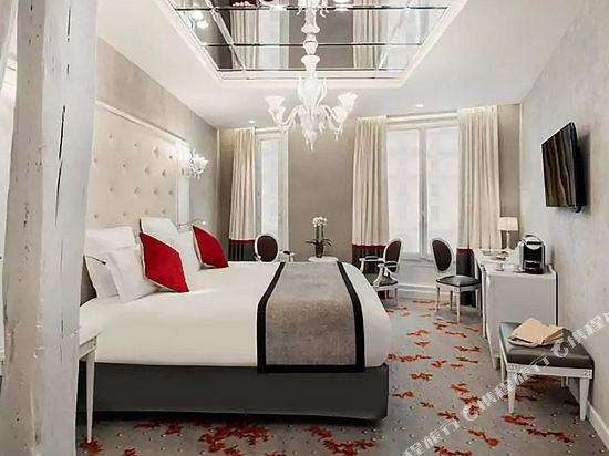 歌劇院鑽石阿爾巴宅邸酒店 - 貝斯特韋斯特頂級精選(Hotel Opera Diamond, BW Premier Collection)行政客房