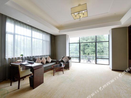 蝶來浙江賓館(Deefly Zhejiang Hotel)將軍樓-行政豪華套房(客廳)1