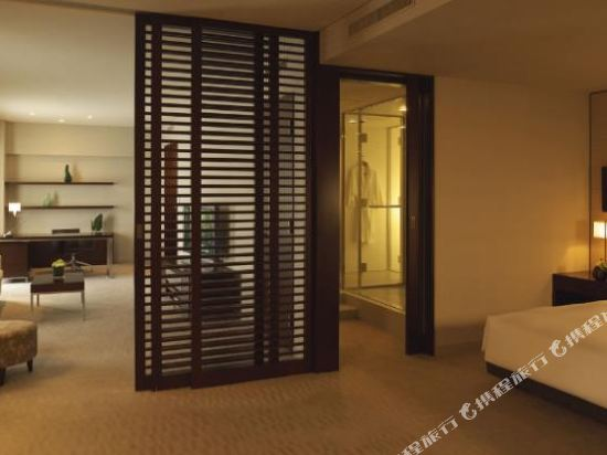 東京凱悦酒店(Hyatt Regency Tokyo)外交官套房