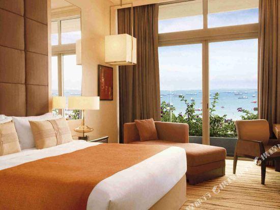 新加坡濱海灣金沙大酒店(Marina Bay Sands Singapore)港景豪華房