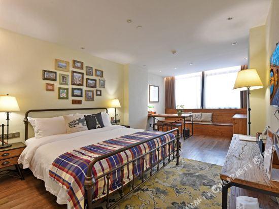 美豪酒店(深圳機場店)(Mehood Hotel)維多利亞大床房