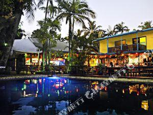 凱恩斯卡利普索背包客度假酒店(Calypso Inn Backpackers Resort Cairns)
