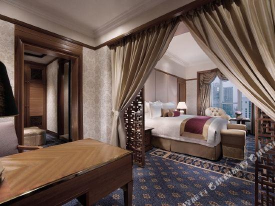 鉑爾曼吉隆坡城市中心大酒店(Pullman Kuala Lumpur City Centre Hotel & Residences)總統套房(1 張特大床)