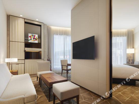 首爾明洞雅樂軒酒店(Aloft Seoul Myeongdong)Breezy雙床套房